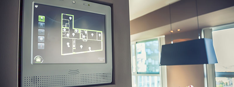 Home automation and lighting control systems.